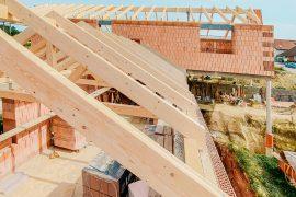 Dachstuhl 2 Stockwerke